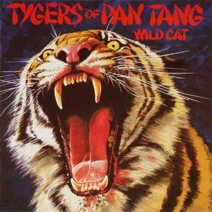 Tygers Of Pan Tang: Wild Cat (LP) - Bild 1