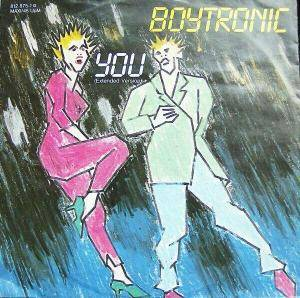 Boytronic: You - Cover