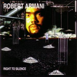 Cover - Robert Armani: Right To Silence