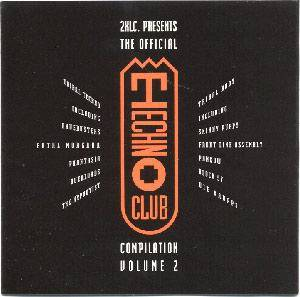 Official Techno Club Compilation Volume 2, The - Cover
