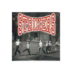 Cover - Strikers, The: Strikers