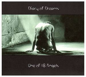 Cover - Diary Of Dreams: One Of 18 Angels