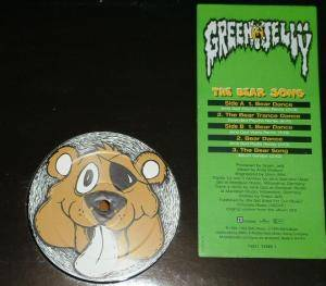 Cover - Green Jellÿ: Bear Song, The