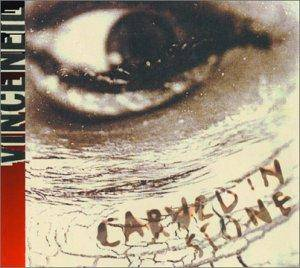 Cover - Vince Neil: Carved In Stone