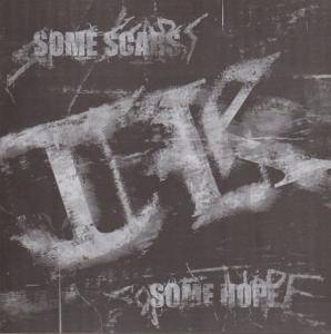 Teamkiller: Some Scars, Some Hope - Cover