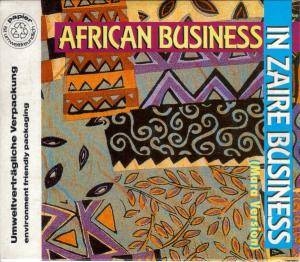 African Business: In Zaire Business - Cover