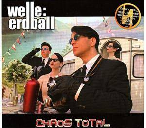 Cover - Welle: Erdball: Chaos Total