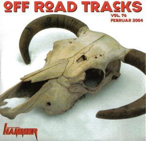 Metal Hammer - Off Road Tracks Vol. 76 - Cover