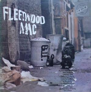 Fleetwood Mac: Peter Green's Fleetwood Mac - Cover