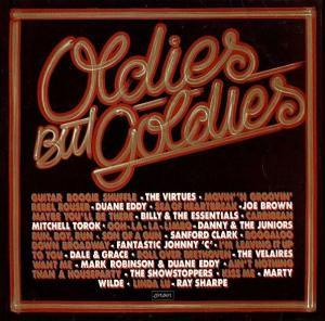 Oldies But Goldies (Decca 23647) - Cover