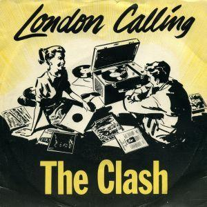 Clash, The: London Calling - Cover