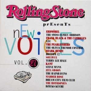 Rolling Stone: New Voices Vol. 27 - Cover