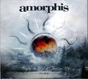 Amorphis: Forging The Land Of Thousand Lakes (2-DVD + 2-CD) - Bild 3