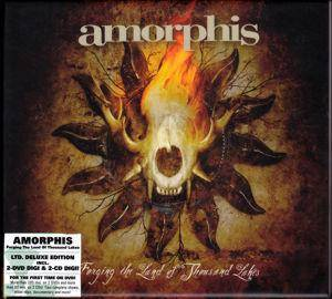 Amorphis: Forging The Land Of Thousand Lakes (2-DVD + 2-CD) - Bild 1