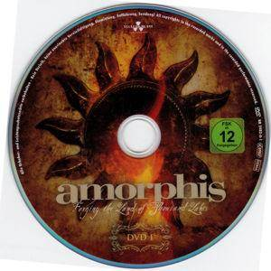 Amorphis: Forging The Land Of Thousand Lakes (2-DVD + 2-CD) - Bild 5