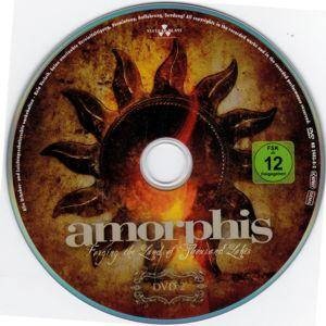 Amorphis: Forging The Land Of Thousand Lakes (2-DVD + 2-CD) - Bild 6