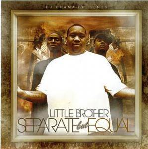 Cover - Little Brother: Separate But Equal