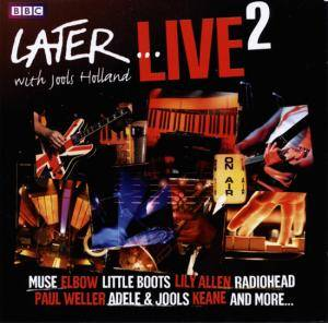 Cover - Karima Francis: Later ... Live With Jools Holland 2