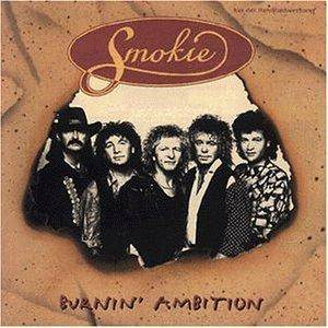 Smokie: Burnin' Ambition - Cover
