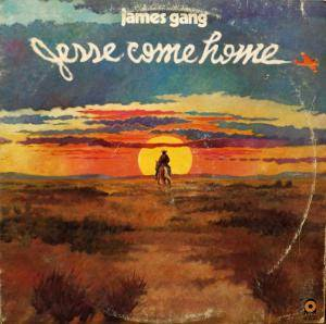 Cover - James Gang: Jesse Come Home