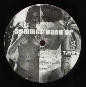 Cover - Nick Holder: Summer Daze EP