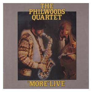 Cover - Phil Woods: More' Live