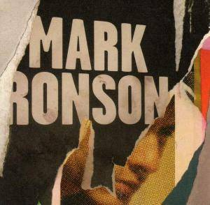 Mark Ronson: Stop Me - Cover
