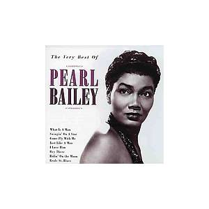 Cover - Pearl Bailey: Very Best Of, The