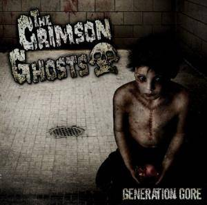 The Crimson Ghosts: Generation Gore - Cover