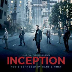 Hans Zimmer: Inception - Cover