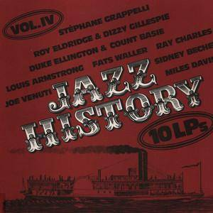 Jazz History Vol. IV - Cover