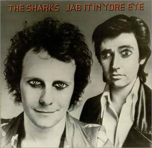Sharks: Jab It In Yore Eye - Cover