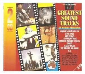 Greatest Soundtracks - Cover