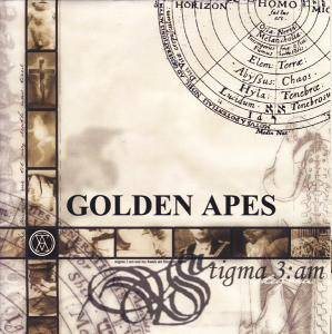 Cover - Golden Apes: Stigma 3:am