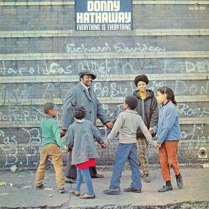 Cover - Donny Hathaway: Everything Is Everything