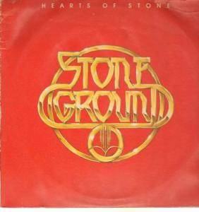 Cover - Stoneground: Hearts Of Stone