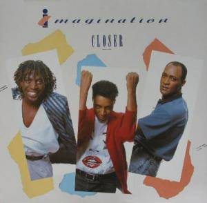 Cover - Imagination: Closer