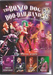 Cover - Bonzo Dog Doo-Dah Band: 40th Anniversary Celebration