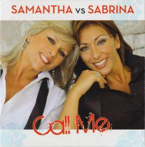 Samantha Fox: Call Me - Cover
