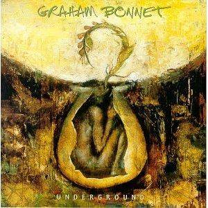 Graham Bonnet: Underground - Cover