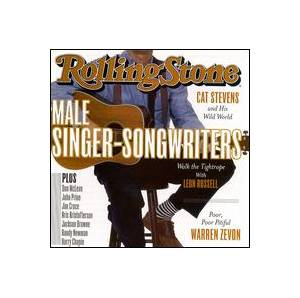 Rolling Stone - Male Singer-Songwriters - Cover