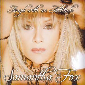 Samantha Fox: Angel With An Attitude - Cover