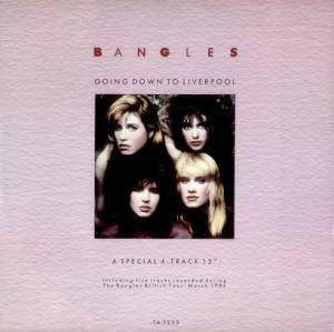 The Bangles: Going Down To Liverpool - Cover