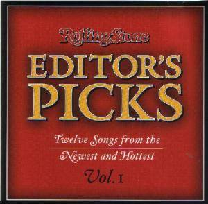 Rolling Stone - Editor's Picks / Vol. 1 - Cover