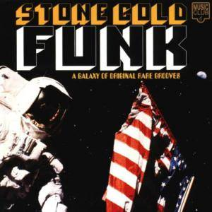 Cover - Tommie Young: Stone Cold Funk