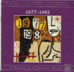 Rolling Stone Collection • 1977-1982: 25 Years of Essential Rock, The - Cover