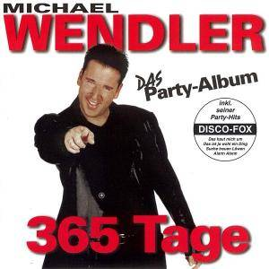 Cover - Michael Wendler: 365 Tage