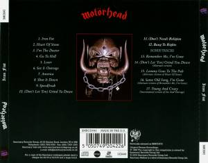 Motörhead: Iron Fist (CD) - Bild 4