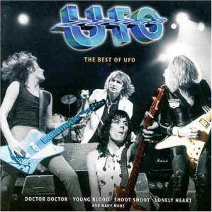 UFO: Best Of UFO, The - Cover