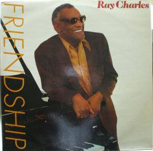 Ray Charles: Friendship - Cover